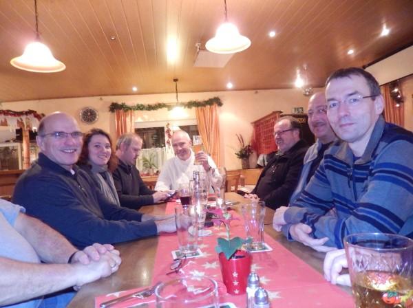 In Gaststätte