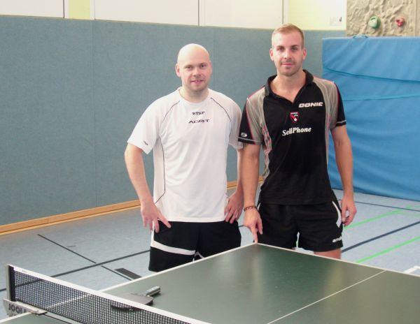 Stefan Harnisch und Andreas Schreitz