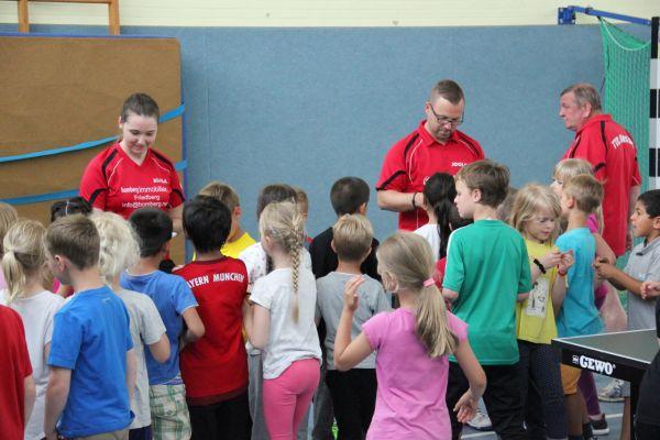 Aktionstag der Karl-Weigand Schule
