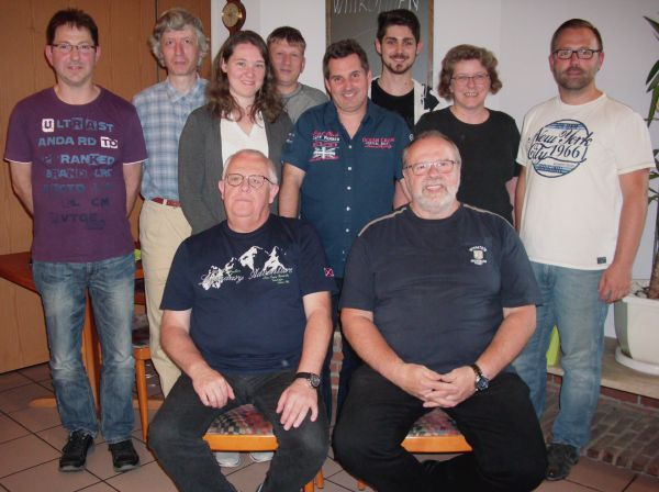 Vorstand des TTC Florstadt