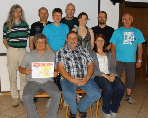 Vorstand TTC Florstadt